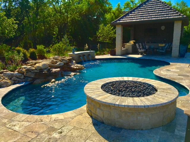 Swimming Pools & Spas -